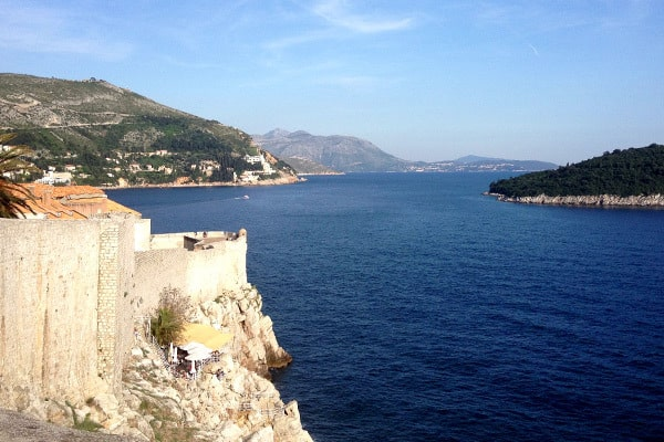 Dubrovnik Bars and Nightlife: Buza Bar