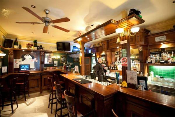 Dubrovnik Bars and Nightlife: The Gaffe Pub