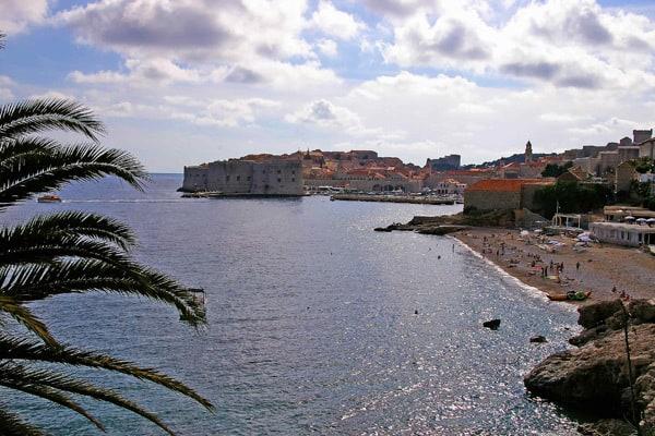 Dubrovnik Beaches: Banja Beach