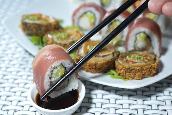 Dubrovnik Restaurants: Oyster and Sushi Bar Bota