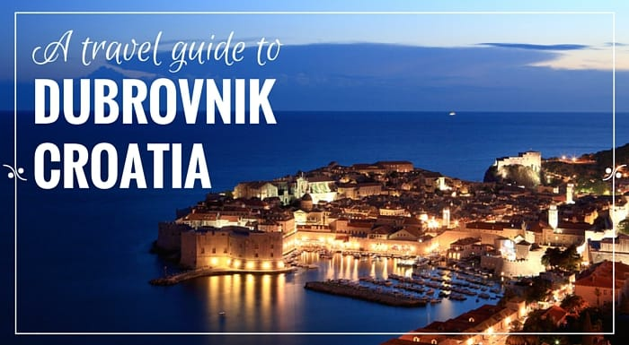 Plan your visit to Dubrovnik with our Dubrovnik travel guide