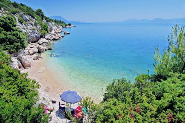 Makarska Beaches: Drvenik