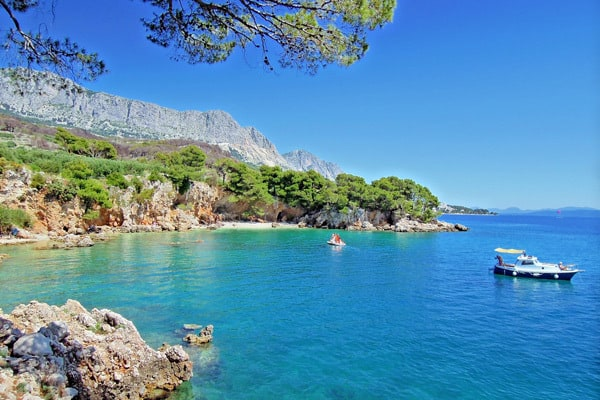 Makarska Beaches: Garma