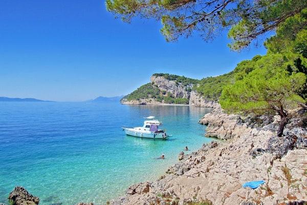 Makarska Beaches: Solaric