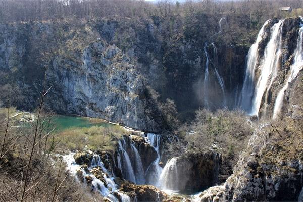 Plitvice Lakes Croatia Photos: Veliki Slap
