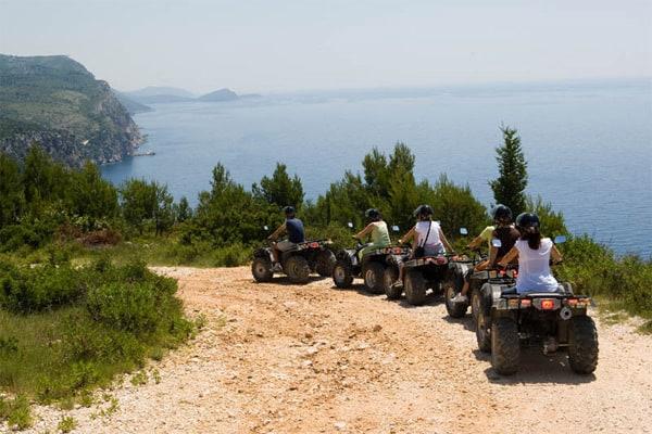 Things to do in Dubrovnik: ATV Safari