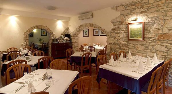 Best Restaurants In Istria | Konoba Cok