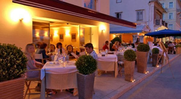 Best Restaurants In Istria | Restaurant Sv Nikola Porec