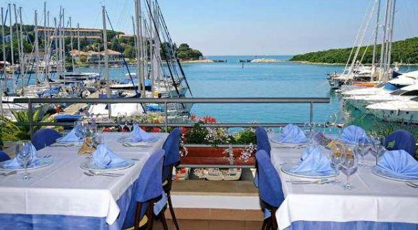 Best Restaurants In Istria | Restaurant Trost | Photo credit: Tourist Board Istria