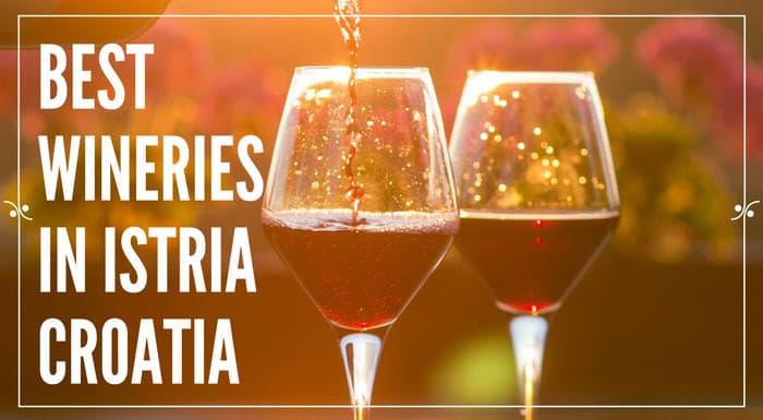 Best Wineries In Istria Croatia   Croatia Restaurant Guide