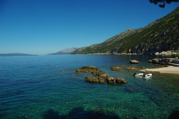 Reasons to visit the Peljesac peninsula: Borak