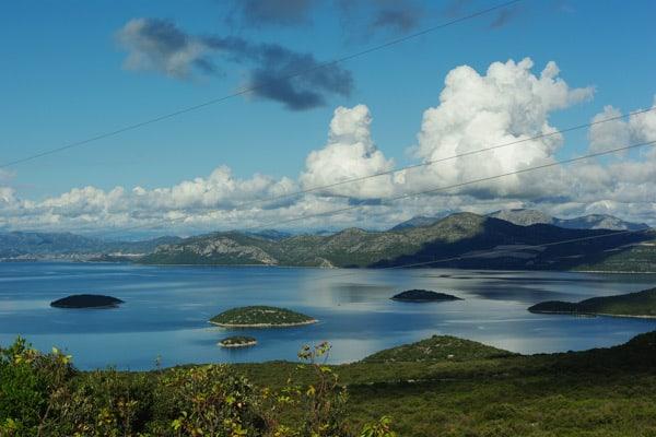 Reasons to visit the Peljesac peninsula: Scenery Drace