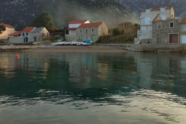 Reasons to visit the Peljesac peninsula: Duba Village
