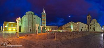 Zadar Photos: New and old blended together