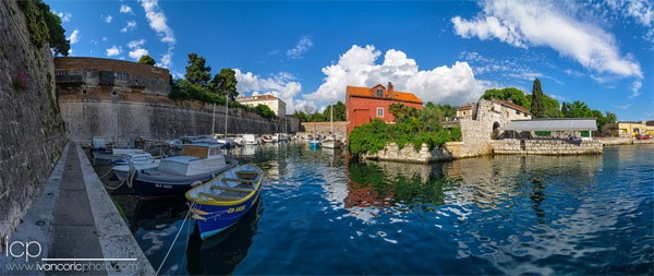 Zadar Photos: Old port Fosa