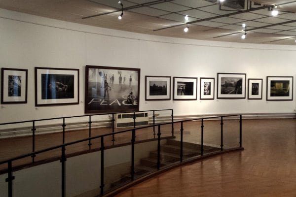 Art in Zagreb: Peter Lindbergh Photo Exhibition