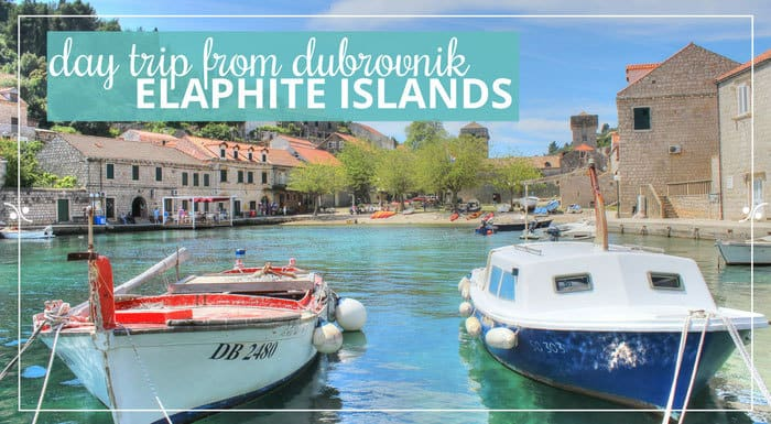 Elaphite Islands Dubrovnik | Dubrovnik Travel Blog