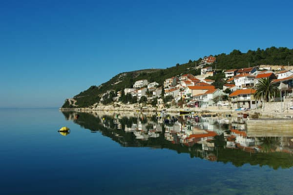 Summer in Croatia: Komarna
