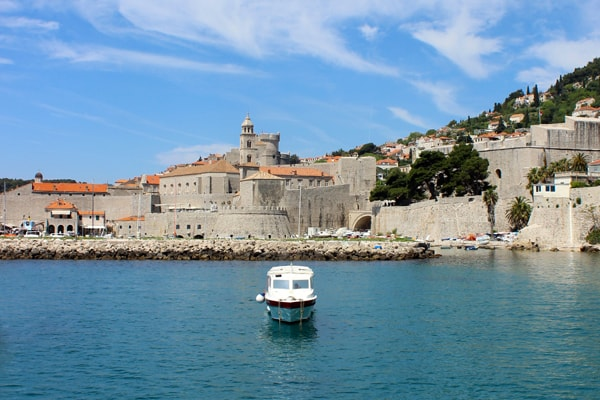 Dubrovnik Pictures: Pretty old town