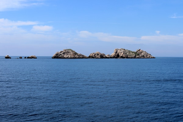Dubrovnik Pictures: Islets and reefs Grebeni