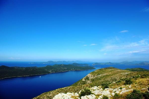 Hiking Dalmatia: Dubrovnik riviera