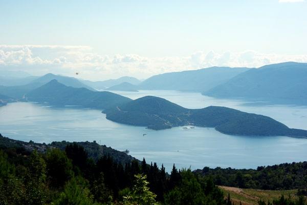 Hiking Dalmatia: Stolovi