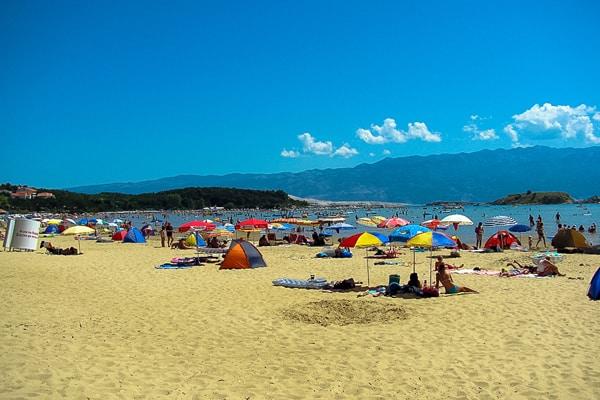 Sandy Beaches in Croatia: The Paradise Beach