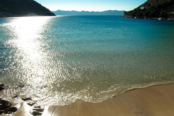 Sandy Beaches in Croatia: Prapratno Beach