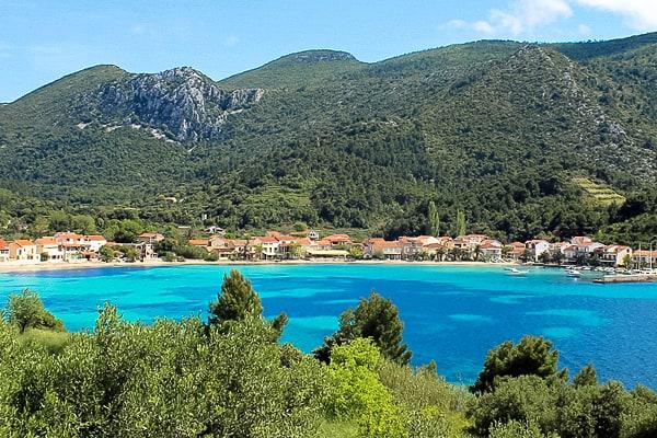 Sandy Beaches in Croatia: Peljesac