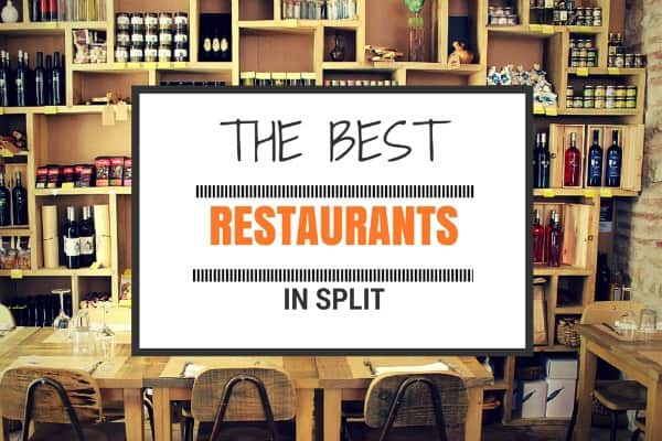 Split restaurants: the best places to eat in Split