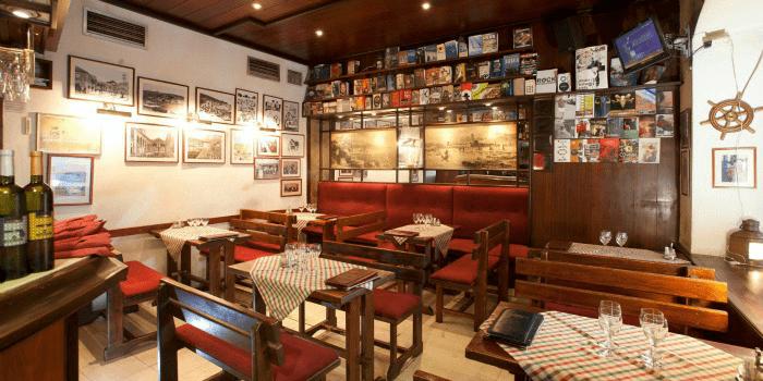Split Restaurants | Tavern Kod Hvaranina