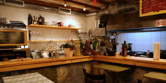 Split Restaurants | Villa Spiza in Split