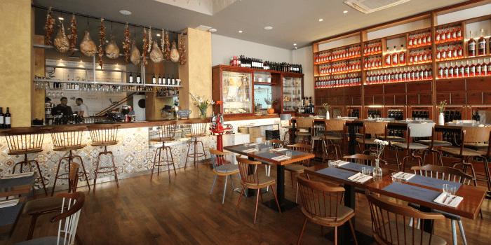 Split Restaurants | Bokeria Kitchen & WIne