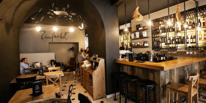 Split Restaurants | Wine Bar Zinfandel