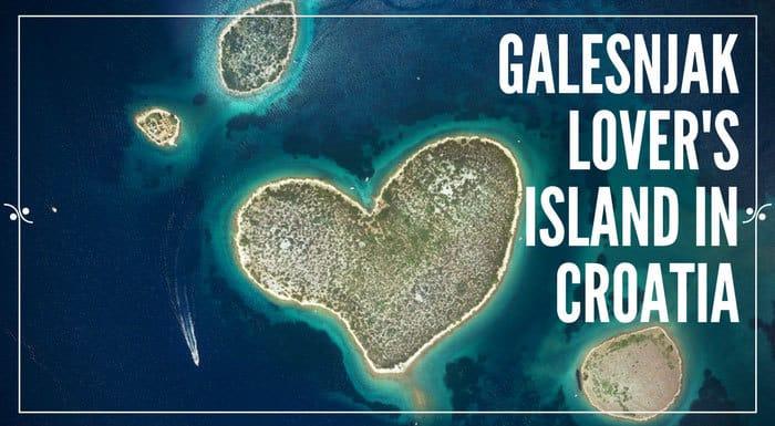 Galesnjak, Lovers Island In Croatia   Croatia Travel Guide