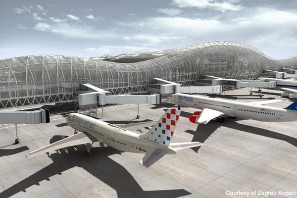 Airport Parking in Croatia