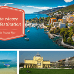 How to choose your destination in Croatia