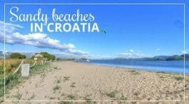 Sandy Beaches in Croatia: where to find them