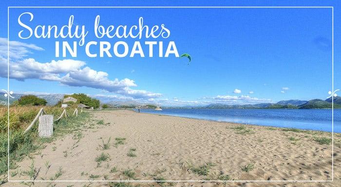 Sandy Beaches In Croatia | Croatia Beach Guide