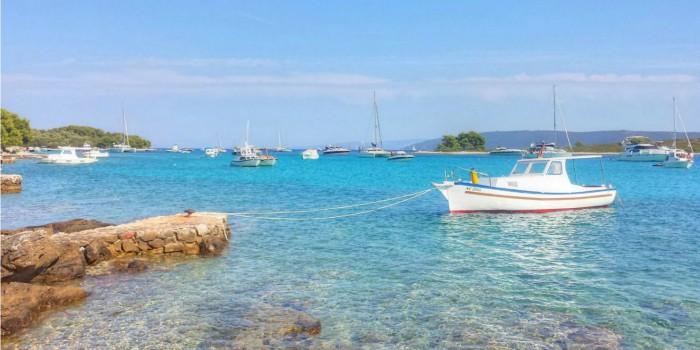 Snorkeling in Croatia   Drvenik Veli, Blue Lagoon