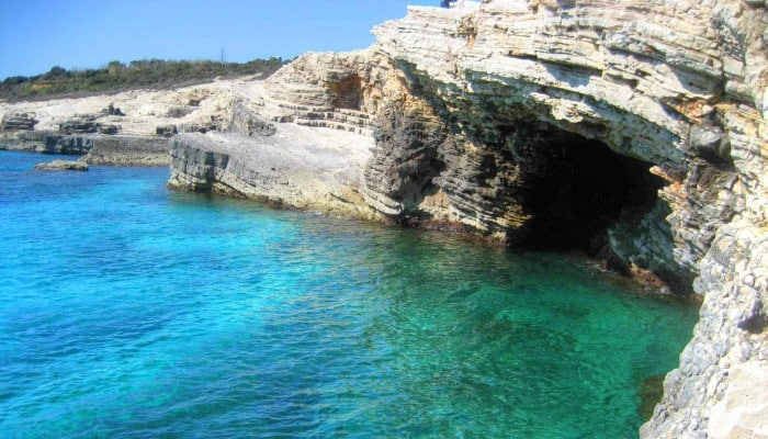 Snorkeling in Croatia   Cape Kamenjak