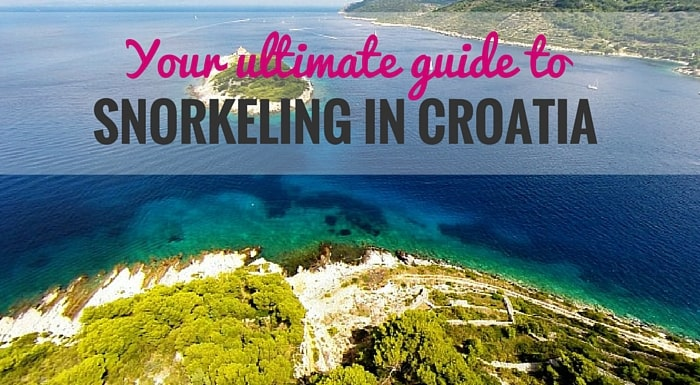 Snorkeling In Croatia  A Complete Guide   Explore Croatia With Frank 4ae87119bf