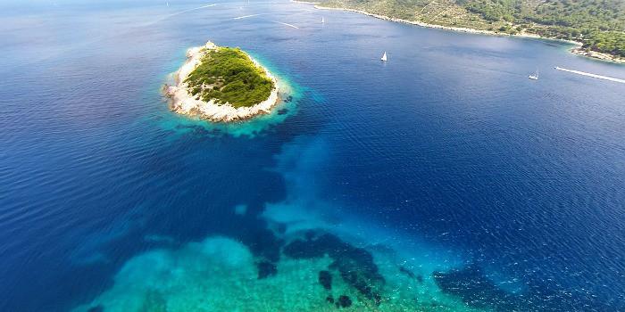 Snorkeling in Croatia | Vis Island