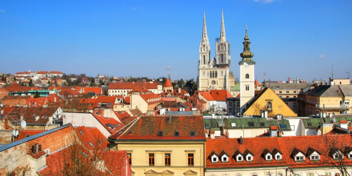 Zagreb Travel Blog: Things To Do In Zagreb |Visit Zagreb Cathedral
