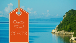 Croatia Travel Costs