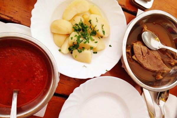 Croatia Travel Tips: Cheap Restaurants in Croatia - typical dish