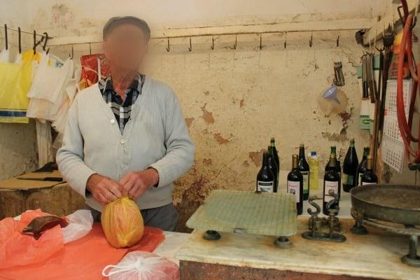 Croatia places & faces: buying cheese on the Peljesac peninsula