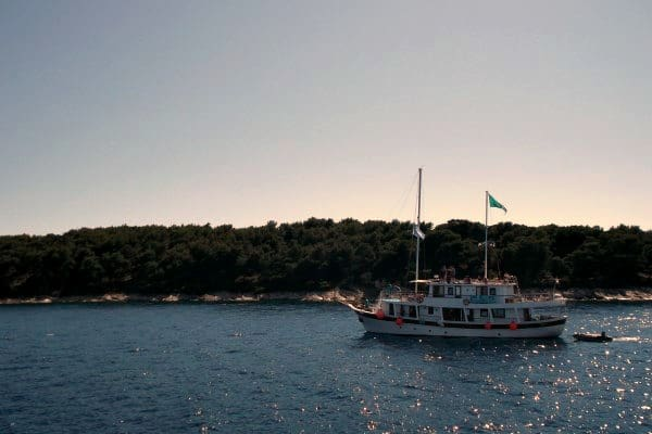 Croatia Sailing Week: We've sailed on a very similar sailing boat