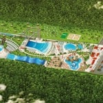 Istralandia Water Park, the first water park in Croatia