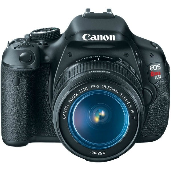 Packing list for vacation in Croatia: Canon Rebel T3i